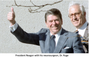 U.S. Presidents, Neurological Conditions, and Neurosurgical Procedures