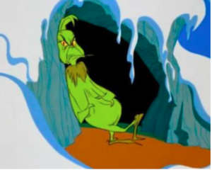 Why the Grinch Stole Christmas… From a Neuroscience Perspective.