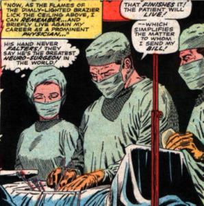 The Perception of Neurosurgery