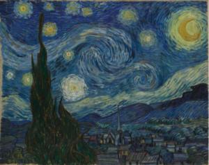 Van Gogh's Temporal Lobe